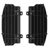 Cache radiateur POLISPORT NOIR KTM 250 SX 2017-2019 cache radiateur