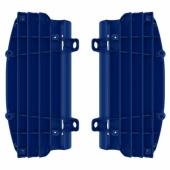 Cache Radiateur Polisport BLEU HUSQVARNA 250/350 FE 2017-2018 cache radiateur