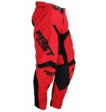 PANTALON FIRST RACING DATA EVO ROUGE/NOIR 2019 maillot pantalon kids