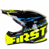 CASQUE FIRST RACING K2 EVO HEXAGON casques