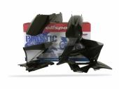 Kit plastique POLISPORT NOIR GAS GAS 250 EC 2010 plastique polisport