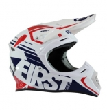 CASQUE FIRST RACING G4 FIBRE V2 HEXAGON casques