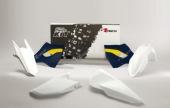 Kit plastique RACETECH couleur origine (2016) HUSQVARNA 125 TE 2016 kit plastiques racetech