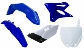 Kit plastique RACETECH couleur origine (15-16) YAMAHA 85 YZ 2015-2018 kit plastiques racetech