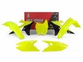 Kit plastique RACETECH jaune fluo/noir SUZUKI 450 RM-Z 2018 kit plastiques racetech