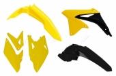 Kit plastique RACETECH couleur origine jaune/noir SUZUKI 450 RMZ-X 2010-2011 kit plastiques racetech