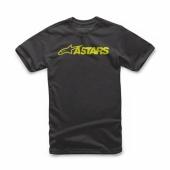T-SHIRT ALPINESTARS MX BLAZE NOIR 2019 tee shirt