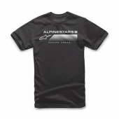 T-SHIRT ALPINESTARS FORWARD NOIR 2019 tee shirt