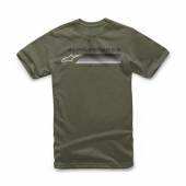 T-SHIRT ALPINESTARS  FORWARD MILITARY 2019 tee shirt
