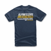 T-SHIRT ALPINESTARS  BRAVO NAVY 2019 tee shirt