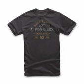 T-SHIRT ALPINESTARS  TRIBUTE  NOIR 2019 tee shirt