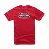 T-SHIRT ALPINESTARS  OPPOSITE ROUGE 2019 tee shirt