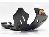 Sabot Enduro AXP Xtrem PHD NOIR HUSQVARNA 250 TE 2017-2018 sabots axp