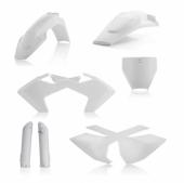 KIT PLASTIQUE FULL ACERBIS BLANC HUSQVARNA TC/FC 2016-2018 kit plastiques acerbis