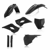 KIT PLASTIQUE FULL ACERBIS NOIR HUSQVARNA 85 TC 2014-2017 kit plastiques acerbis