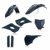 KIT PLASTIQUE FULL ACERBIS BLEU  HUSQVARNA 85 TC 2014-2017 kit plastiques acerbis