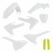 KIT PLASTIQUE FULL ACERBIS HUSQVARNA 85 TC 2018 kit plastiques acerbis