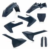 KIT PLASTIQUE FULL ACERBIS BLEU HUSQVARNA 85 TC 2018 kit plastiques acerbis