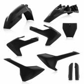 KIT PLASTIQUE FULL ACERBIS NOIR HUSQVARNA 85 TC 201/8 kit plastiques acerbis