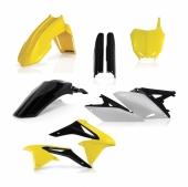 KIT PLASTIQUE FULL ACERBIS SUZUKI 250 RM-Z 2010-2017 kit plastiques acerbis