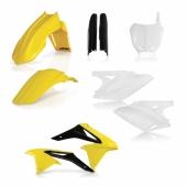 KIT PLASTIQUE FULL ACERBIS SUZUKI 250 RM-Z 2018 kit plastiques acerbis