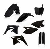 KIT PLASTIQUE FULL ACERBIS NOIR SUZUKI 450 RM-Z 2008-2017 kit plastiques acerbis