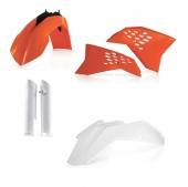 KIT PLASTIQUE FULL ACERBIS KTM EX-C/EXC-F 2008-2011 kit plastiques acerbis