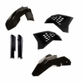 KIT PLASTIQUE FULL ACERBIS NOIR KTM EX-C/EXC-F 2008-2011 kit plastiques acerbis