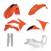 KIT PLASTIQUE FULL ACERBIS KTM EX-C/EXC-F 2012-2013 kit plastiques acerbis