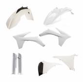 KIT PLASTIQUE FULL ACERBIS BLANC KTM EX-C/EXC-F 2012-2013 kit plastiques acerbis