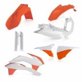 KIT PLASTIQUE FULL ACERBIS KTM EX-C/EXC-F 2014-2015 kit plastiques acerbis