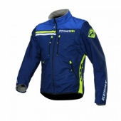VESTE ENDURO KENNY SOFTSHELL NAVY/ROUGE 2019 vestes