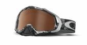 LUNETTE OAKLEY Mayhem Pro James Stewart Signature Series Stealth Camo écran NOIR  Iridium lunettes