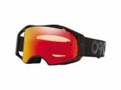 LUNETTE OAKLEY Airbrake Blackout écran Prizm MX Torch lunettes