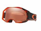 LUNETTE CROSS OAKLEY Airbrake Fastlines écran Prizm MX noir lunettes