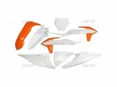 Kit plastiques UFO couleur origine KTM 150 SX 2019 kit plastiques ufo