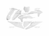 Kit plastiques UFO BLANC KTM 125 SX 2019 kit plastiques ufo