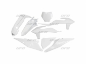 Kit plastiques UFO BLANC KTM 250 SX-F 2019 kit plastiques ufo