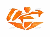 Kit plastiques UFO ORANGE KTM 125 SX 2019 kit plastiques ufo