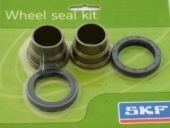 KIT ENTRETOISE+SPI DE ROUE AVANT SKF YAMAHA 450 YZ-F 2014-2018 kit entretoises de roue