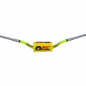 GUIDON CROSS NEKEN SFH YZ-F JAUNE FLUO diametre 28.6mm guidons