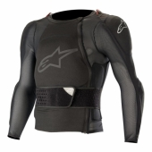 GILET PROTECTION ALPINESTARS SEQUENCE  MANCHE LONGUE gilets protection