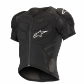 GILET PROTECTION ALPINESTARS SEQUENCE MANCHE COURTE gilets protection