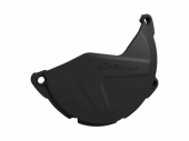 Protection de carter d'embrayage POLISPORT NOIR YAMAHA 450  WR-F 2016-2019 protection carter embrayage