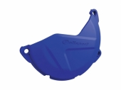 Protection de carter d'embrayage POLISPORT BLEU YAMAHA 450 WR-F 2016-2019 protection carter embrayage