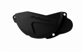 Protection de carter d'embrayage POLISPORT NOIR YAMAHA 250 YZ-X 2017-2019 protection carter embrayage