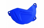Protection de carter d'embrayage POLISPORT BLEU YAMAHA 250 YZ-X 2017-2019 protection carter embrayage