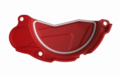 Protection de carter d'embrayage POLISPORT ROUGE BETA 250/300 RR 2T 2018-2019 protection carter embrayage