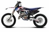 KIT DECO 2D RAGING USA HUSQVARNA 85 TC 2014-2019 kit deco
