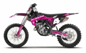 KIT DECO 2D REPICA AUZOUX KTM EX-C SERIES 2001-2019 kit deco